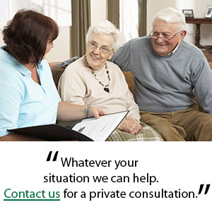 For a private consultation